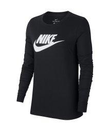 NIKE/ナイキ/レディス/ナイキ ウィメンズ エッセンシャル アイコン フューチュラ L/S Tシャツ/501565150