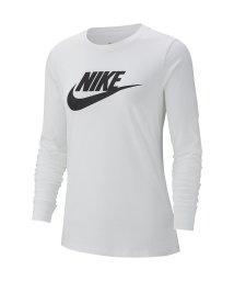 NIKE/ナイキ/レディス/ナイキ ウィメンズ エッセンシャル アイコン フューチュラ L/S Tシャツ/501565151
