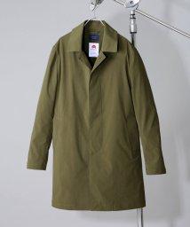 EDIFICE/KOMATSU STRETCH ステンカラーコート/501565732