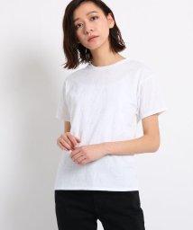 DRESSTERIOR/【洗える】【WEB限定サイズあり】リンクスニット トゥインクルスターTシャツ/501565790
