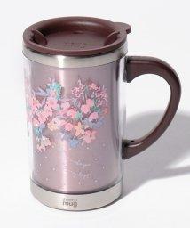Afternoon Tea LIVING/フラワー柄スリムマグカップ/501549728