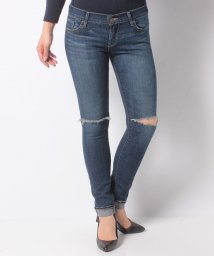 LEVI'S LADY/711 ASIA FIT SELVEDGE LIGHTS ON/501556008