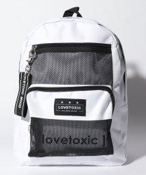 Lovetoxic/ロゴテープ付Dパック/501557007