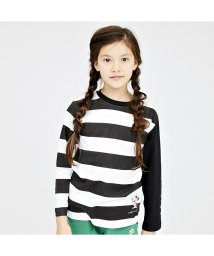 KRIFF MAYER(Kids)/SNOOPYボーダーロンTEE(120~160cm)/501558335