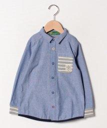 KRIFF MAYER(Kids)/ドットシャツ(120~160cm)/501558348