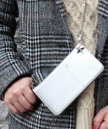 kajsa/〈Kajsa/カイサ〉iPhone 8Plus/7Plus/6Plus/6S Plus Luxe Folio Case/ リュクス フォリオ ケース/501558790