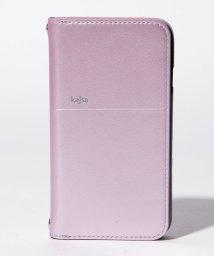 kajsa/〈Kajsa/カイサ〉iPhone 6/7/8 Luxe Folio Case/ リュクス フォリオ ケース/501558791