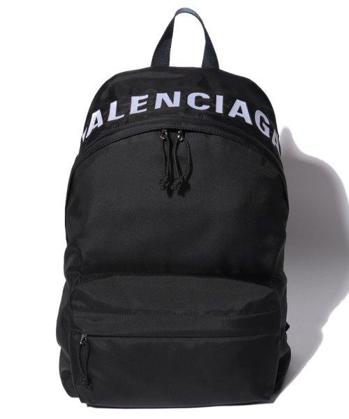 BALENCIAGA(バレンシアガ)/BALENCIAGA WHEEL BACKPACK/5251629F91X1090