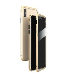 SELECT/<LUPHIE/ルフィ>iPhone X/XS/XS MAX Magnetic Bumper Case マグネティック バンパーケース/501560505