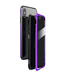 SELECT/<LUPHIE/ルフィ>iPhone X/XS/XS MAX Magnetic Bumper Case マグネティック バンパーケース/501560505
