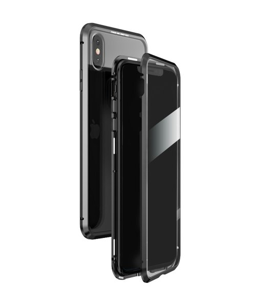 SELECT(SELECT)/<LUPHIE/ルフィ>iPhone X/XS/XS MAX Magnetic Bumper Case マグネティック バンパーケース/39572912