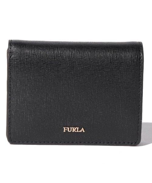 FURLA(フルラ)/【FURLA】バビロン 二つ折り財布(小銭入れ付)/962175