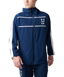 UNDER ARMOUR/アンダーアーマー/メンズ/UA STRETCH WOVEN FULL ZIP HOODIE/501567992