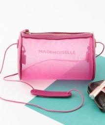 ROPE' mademoiselle/オリジナル チュールミニショルダーバッグ/501568050