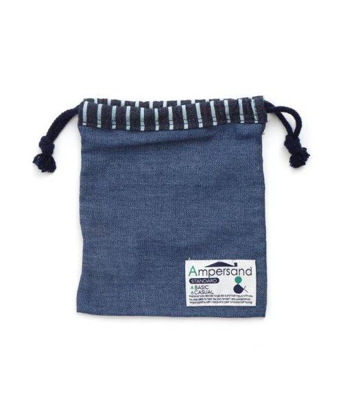 ampersand / F.O.KIDS MART(アンパサンド/エフオーキッズマート)/巾着(S)/L174039