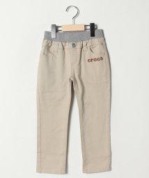 crocs(KIDS WEAR)/CROCSロングチノパンツ/501551542