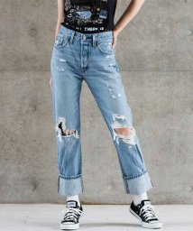 LEVI'S LADY/501(R) JEANS FOR WOMEN SEARCH AND DESTR/501556027