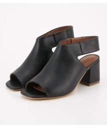AZUL by moussy/OPEN TOE BOOTS/501568592