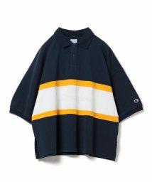 Ray BEAMS/Champion × Ray BEAMS / 別注 ビッグ ポロシャツ/501569009