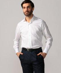TOMORROWLAND MENS/120/2コットンロイヤルオックスフォード ワイドカラー ドレスシャツ NEW WIDE-5/501569281