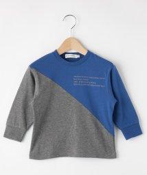 THE SHOP TK(KID)/蛍光切替ロンT/501569765