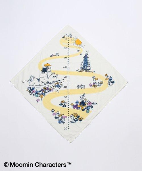 Afternoon Tea LIVING(アフタヌーンティー・リビング)/Moomin×Afternoon Tea/身長計タオル/FR3519201432
