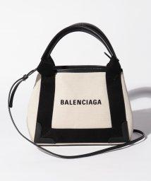BALENCIAGA/BALENCIAGA バレンシアガ バッグ NAVY CABAS XS/501559418