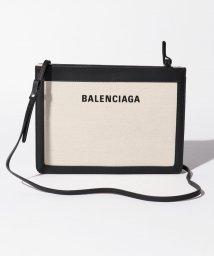 BALENCIAGA/BALENCIAGA NAVY POCHETTE/501559419