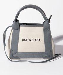 BALENCIAGA/BALENCIAGA NAVY     CABAS XS/501559420