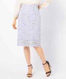NOLLEY'S sophi/レースタイトスカート/501562738