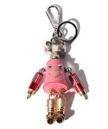 PRADA/【PRADA】キーホルダー/ロボット【BEGONIA】/501564136