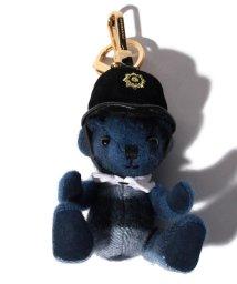 BURBERRY/【BURBERRY】トーマスベア/ポリス【BLUE】/501564138