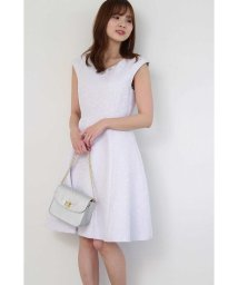 PROPORTION BODY DRESSING/《Lou Lou Fee》ハートカットジャガードワンピース/501568533