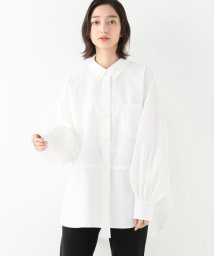 JOINT WORKS/NAME COTTON 2WAY BLOUSE/501570887