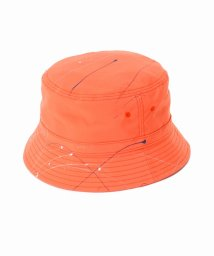 JOINT WORKS/NAME SPLATTER PAINTED BUCKET HAT/501570889