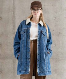 LEVI'S LADY/LENGTHENED SHERPA TRUCKR LOVE SHACK/501556093