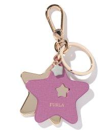 FURLA/【FURLA】FURLA フルラ キーリング VENUS  KEYRING STAR VENUS RN13 AZALEA f/501567550
