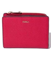 FURLA/【FURLA】二つ折り財布 BABYLON S BI-FOLD BABYLON PU75 RUBY/501567591
