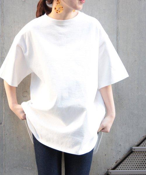 ADAM ET ROPE'(アダム エ ロペ)/【19SS新色】BIG TEE/GAM09430