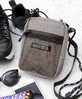 REGiSTA/クリアポケットミニショルダーバッグ/縦型/サコッシュ/501574556