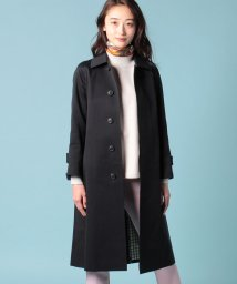 beautiful people/selvedge logo chino soutien collar coat/501176630
