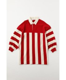 moussy/SW L/S RUGBY シャツワンピース/501581023