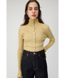 moussy/2WAY BUTTON ニットトップス/501581028