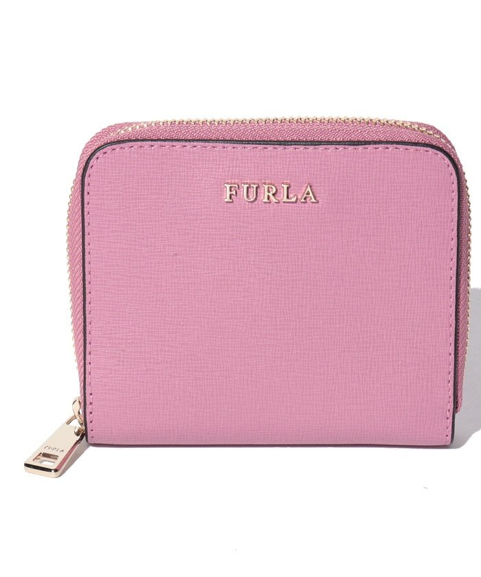 5be72b645d06 FURLA】FURLA フルラ 二つ折り財布 BABYLON S ZIP AROUND BABYLON PR84 ...