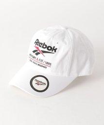 BEAUTY&YOUTH UNITED ARROWS/<Reebok>Vector ロゴキャップ/501583325