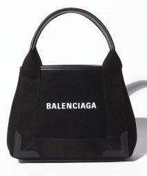 BALENCIAGA/BALENCIAGA NAVY CABAS XS/501559421