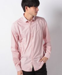 SISLEY/ミクロジャガードドレスシャツ/501566504