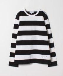 agnes b. HOMME/【WEB限定】SCE2 TS ボーダーTシャツ/501570961