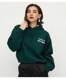 SLY/OVER SHORT HOODIE/501584411