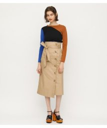 SLY/H/W ASYMMETRY TRENCH SK/501584413